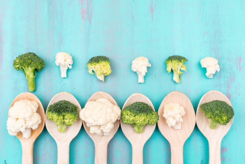 broccoli e cavolfiori differenze